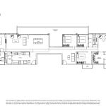 Poiz Floor Plan 5 Bedroom PH Habitat PH1