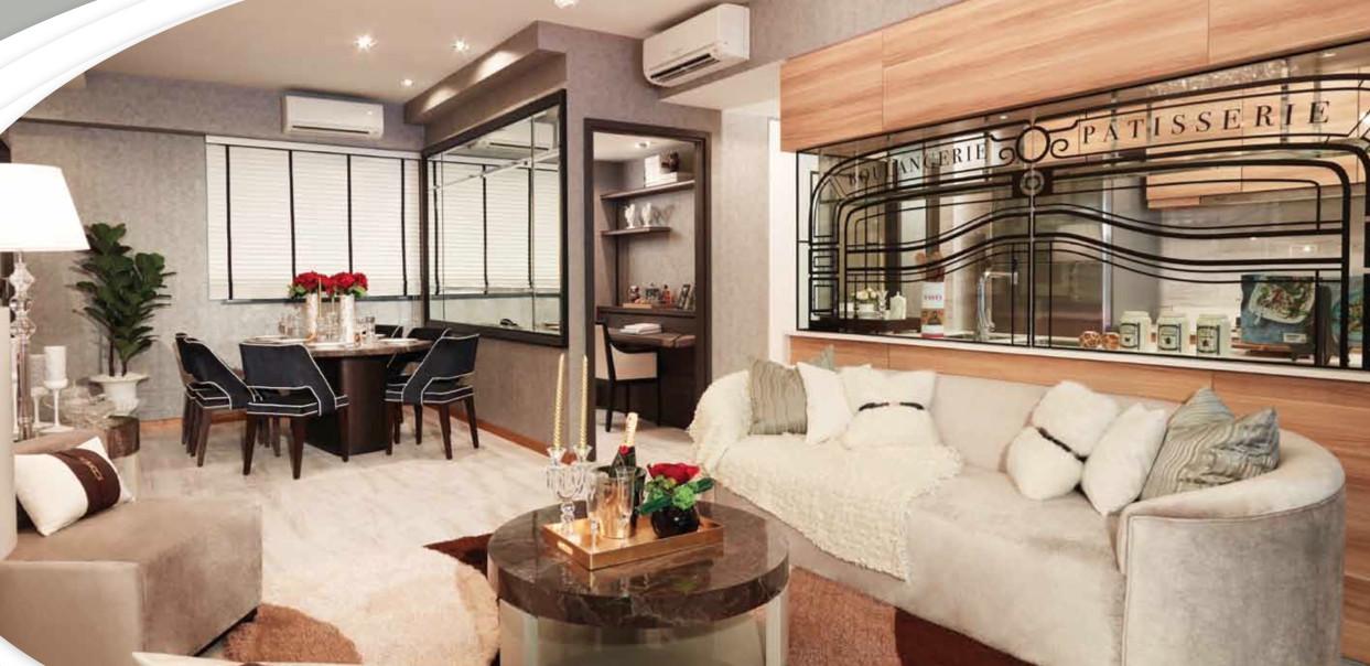Poiz Residences Showflat | The Poiz Residences Floor Plan | Poiz Condominium Floor Plan Brochure