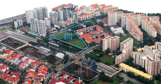 The Poiz Residences Condo Location