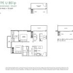 Poiz Residences Floor Plan 2 Study Urban BS1